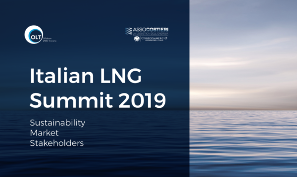 L'Avv. Xavier Santiapichi interviene come relatore all'Italian LNG Summit 2019 Sustainability, Market e Stakeholders