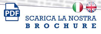 Scarica la nostra brochure in ITA/ENG