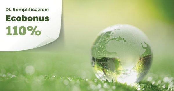 DL Semplificazioni ed Ecobonus 110%